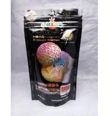Thức ăn cá La Hán Okiko đen 100g
