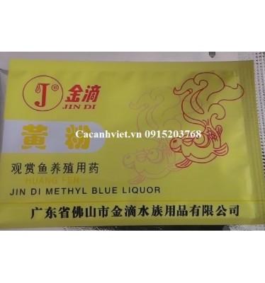Thuốc trị nấm cho cá cảnh Jin Di methyl blue liquor