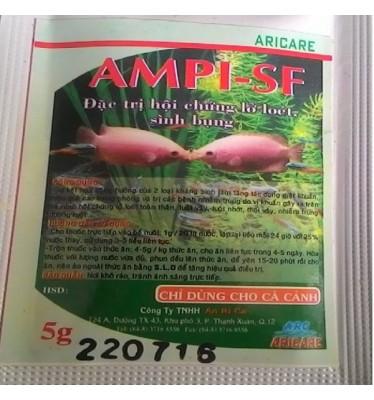 Thuốc trị nhiễm trùng đường ruột cho cá AMPI-SF