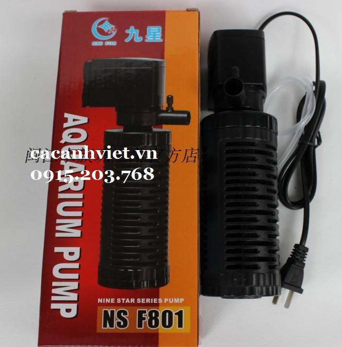 Máy lọc đứng NSF801