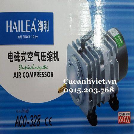 Máy Sủi điện Hailea 60W ACO328