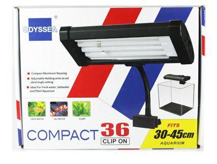 Đèn Odyssea clip on 36W compact