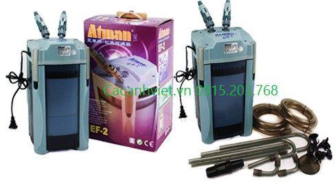 Máy lọc ngoài Atman  EF2