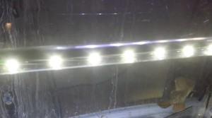 đèn led bể cá caibao trắng
