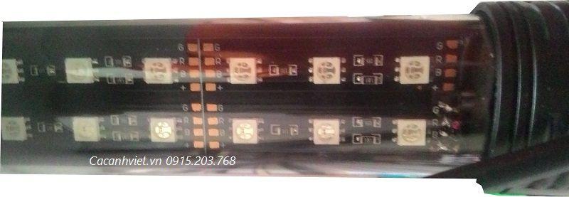 Đèn led đổi màu Caibao 60cm (đôi)