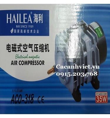 Máy sủi điện Hailea 35W