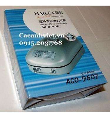 Máy sủi khí 2 vòi HAILEA ACO 9602