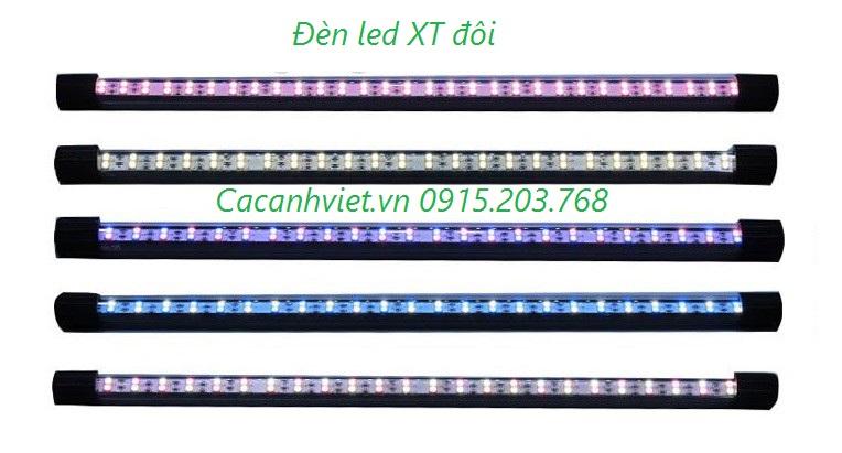 Led XT-98 vàng đôi