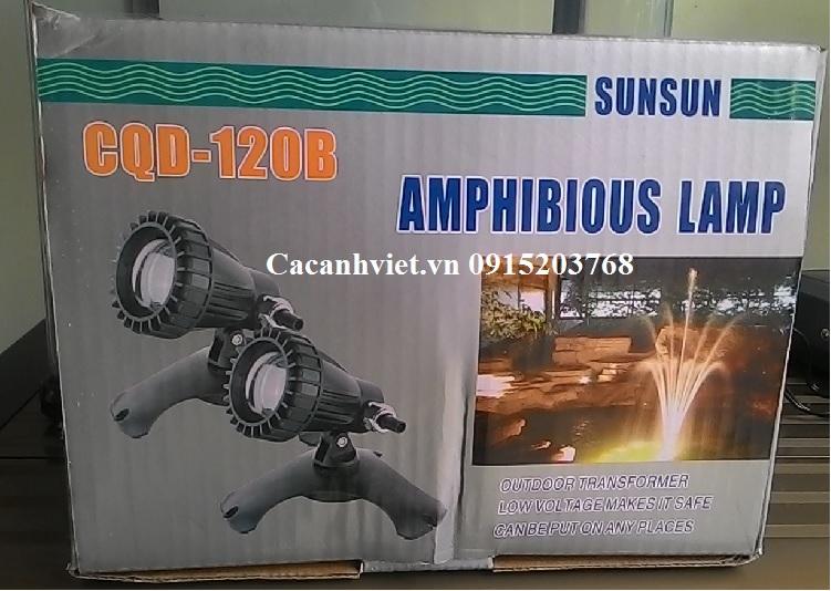 Đèn pha CQD-120B